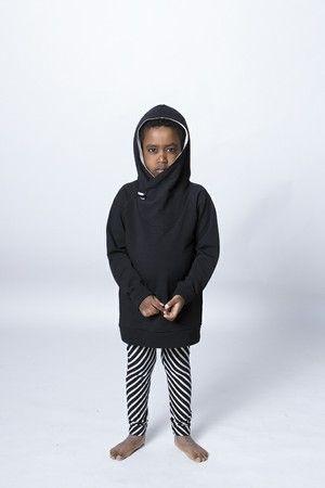 Absolutely cool! Papu, hoodie & leggings