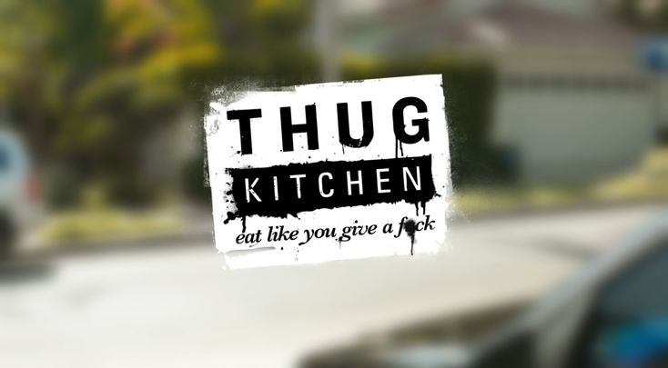 Watch the official trailer for the Thug Kitchen Cookbook available wherever books are sold October 2014