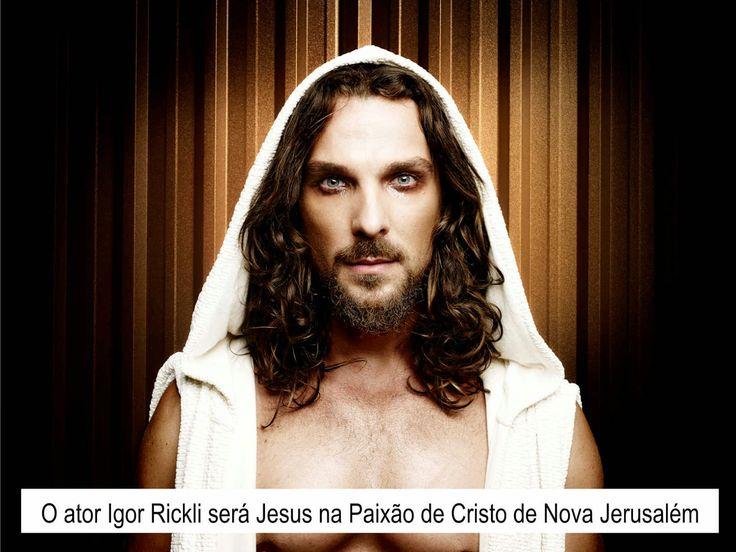 Taís Paranhos: Galã Global será o novo Cristo de Nova Jerusalém