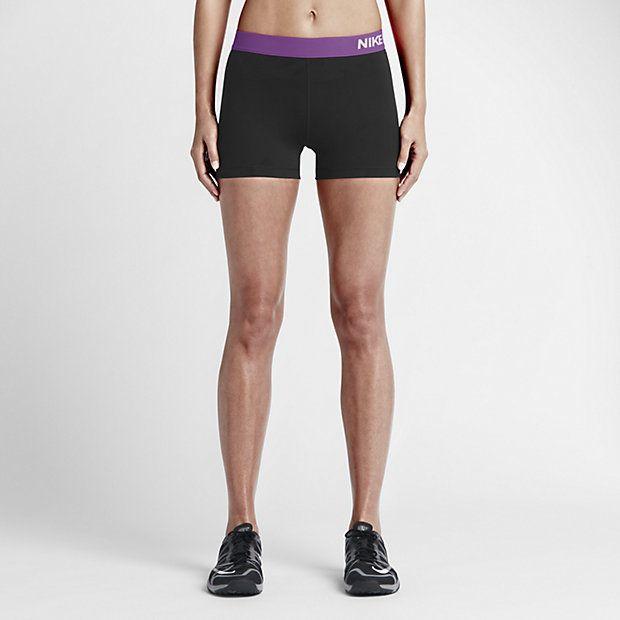 "The Nike Pro 3"" Cool Women's Training Shorts. | @giftryapp"