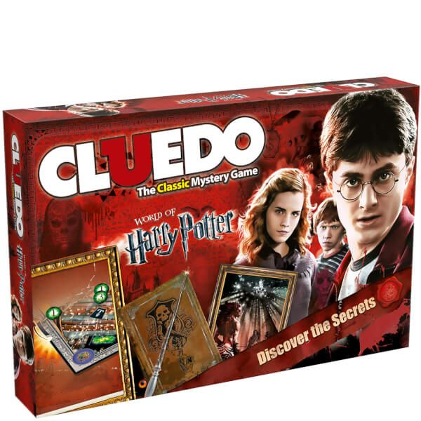 Cluedo - Harry Potter Edition: Image 01