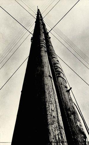 Aleksandr Rodchenko Radio Station Tower