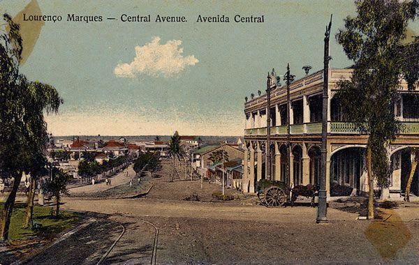 * Lourenço Marques (Maputo) *  Moçambique. 1905.