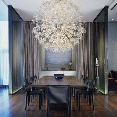 find this pin and more on modern dining room chandelier - Modern Contemporary Dining Room Chandeliers