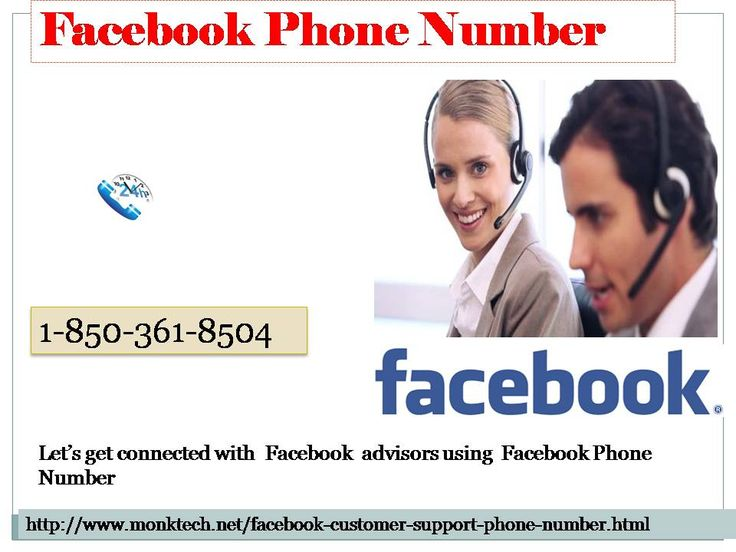 For account Recovery, Call Facebook Phone Number1-850-361-8504
