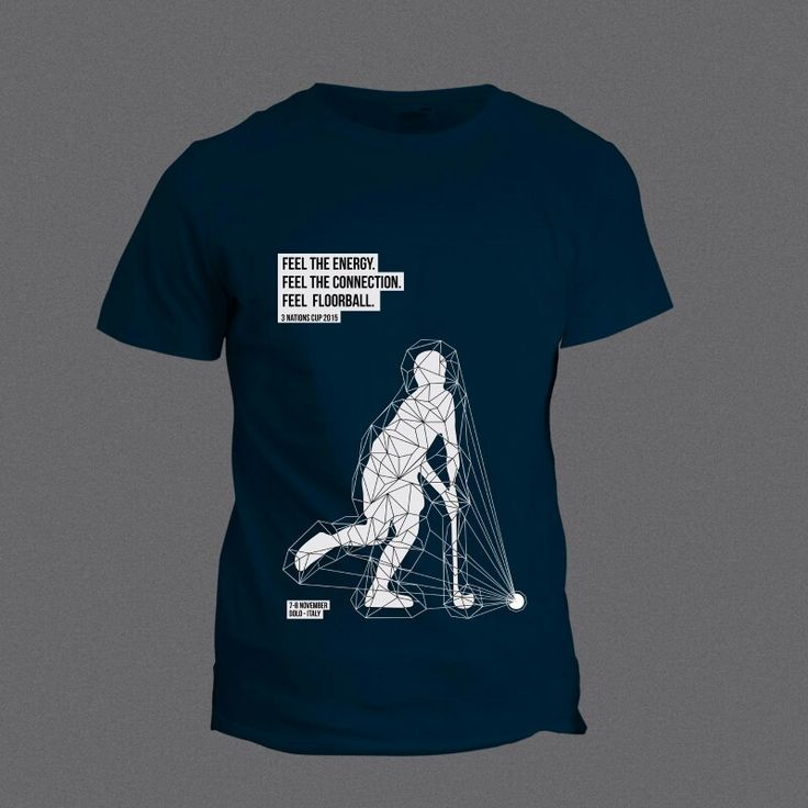 Shc Firelions Serenissima 3 Nation Cup of Floorball in Dolo (VE), Italy! T-shirt of the event! #floorball