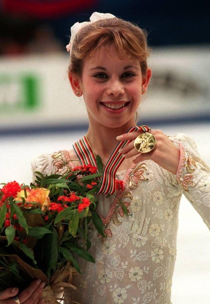 Urodzona w 1982 roku Tara Lipinski (jej dziadkowie byli Polakami) do dziś pozostaje najmłodszą osobą, która zdobyła Mistrzostwo Świata (niecałe 15 lat) i Mistrzostwo Olimpijskie (16 lat). #rekordGuinnessa #rekordŚwiata #Olimpiada #łyżwiarstwoFigurowe