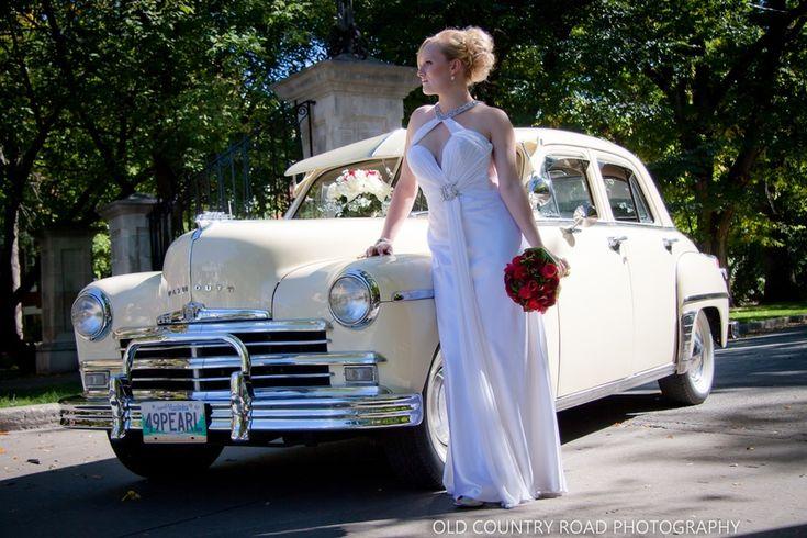 Classic Car Rental For Weddings San Diego