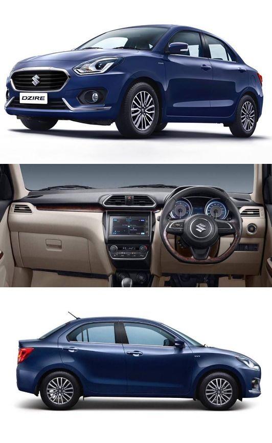 2017 Next-Gen Maruti Suzuki Dzire Officially Unveiled, India Launch on May 16