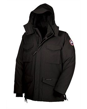 Originally styled for police, the Canada Goose Constable Parka down jacket, is a hip-length parka with removable hood and side arm access zippers. This men's down jacket is a favorite for tactical units in cold climates. Buy Now: http://www.outsidesports.co.nz/brands/canada-goose/CNADS4071M/Canada-Goose-Constable-Parka-Jacket--Men%27s.html#.VG6dO7Suqsk