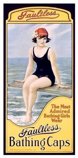 Vintage Fashion Advertising