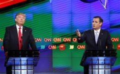 """""""The most important reform we can do in education after getting the federal government out of it is expand school choice,"""" Sen. Ted Cruz (R-Texas) said at Thursday's CNN-hosted debate at the University of Miami. He called for the expansion of charter schools, home schooling, vouchers and scholarships."""