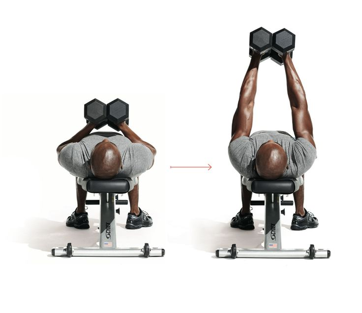 Dumbbell Chest Workouts For Men: 25+ Best Ideas About Chest Workout For Mass On Pinterest