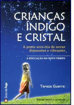 Criancas Indigo E Cristal Com Imagens Livros De