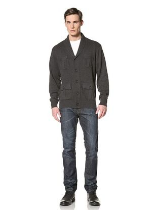 Viyella Men's Button Down Cardigan