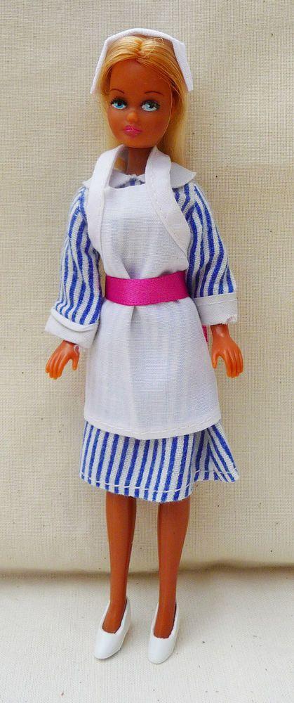 Pippa/Dawn Reproductions - Nurse Pink Belt #Palitoy