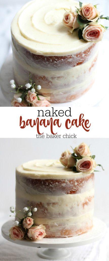 Naked Banana Cake                                                                                                                                                                                 More
