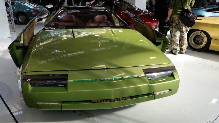 Bertone Chevrolet Ramarro