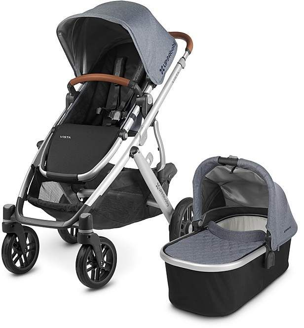 UPPAbaby VISTA Stroller 2018 | Vista stroller, Convertible ...