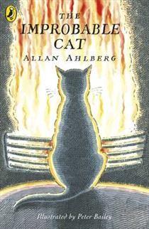 Bog, paperback The Improbable Cat af Allan Ahlberg, Peter Bailey