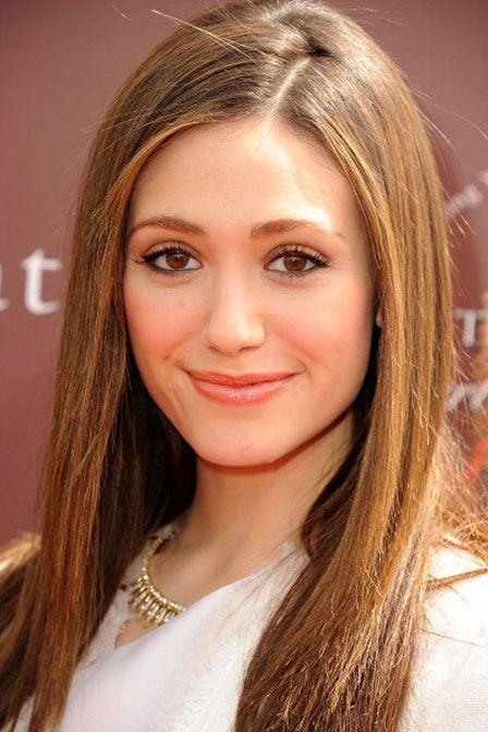 pretty, simple and only requires a few products: 100 Percent, Hair Colors, Percent Polish, Hot Hairstyles, Makeup Looks, Hair Style, Pretty Hair, Emmy Rossum, Eye Makeup Tutorials
