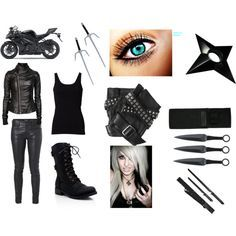 girl assassin outfit - Google Search