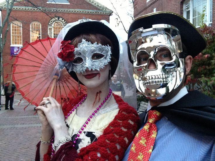 Salem, Ma Halloween 2014