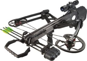 15 Vengeance Crossbow Package Carbon