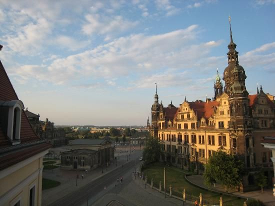 "Hotel Taschenbergpalais Kempinski (Dresden, Germany) - Hotel Reviews - TripAdvisor ""view from room"""