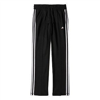Womens Sports Clothing & Sportswear - Womens Sports Apparel - Rebel - adidas Womens Essentials 3S Pant