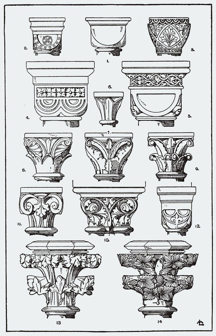 30 best images about columns capitals on pinterest ornaments ancient greek architecture and. Black Bedroom Furniture Sets. Home Design Ideas