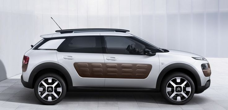Citroën C4 Cactus, precios y gama para España, desde 14.750 euros - http://www.actualidadmotor.com/2014/03/20/citroen-c4-cactus-gama-y-precios-para-espana/