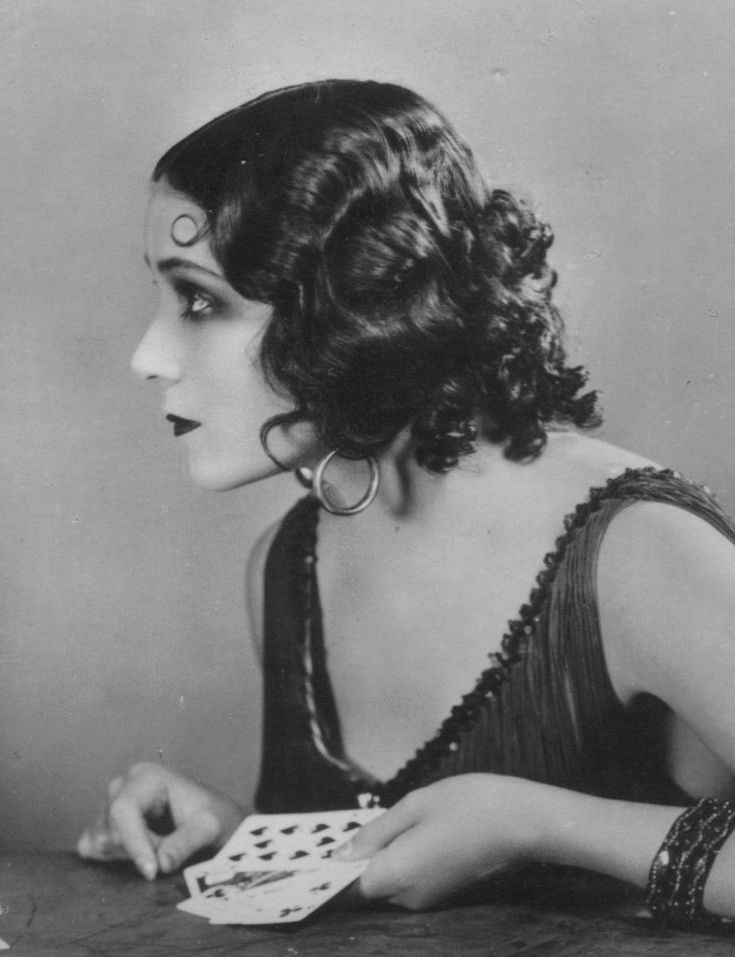 Dolores del Rio in Trail of '98, c.1928
