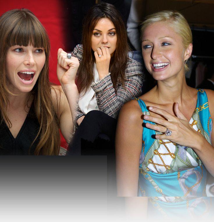Mila Kunis oder Mary-Kate Olsen: Wer hat den teuersten Verlobungsring? http://www.stylebook.de/artikel/Stars-und-ihre-Verlobungs-Ringe-200876.html