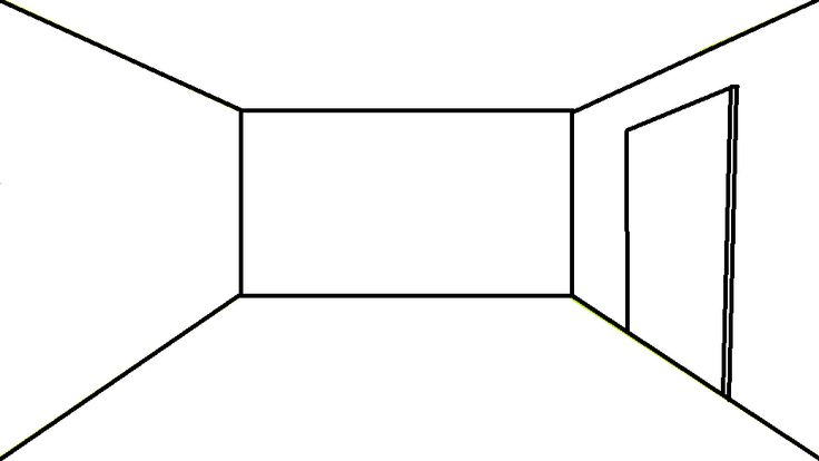 Perspectief zelf leren tekenen tekenen in perspectief pinterest - Hoe je een scheiding in een ruimte te maken ...