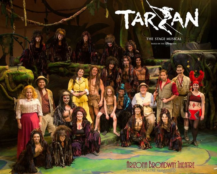 tarzan the musical tarzan musical broadway tarzan gorillas pinterest tarzan musical. Black Bedroom Furniture Sets. Home Design Ideas