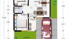 Belajar Membuat Desain Rumah Minimalis | Desain ruang