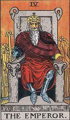 The Emperor (Tarot card) - Wikipedia, the free encyclopedia