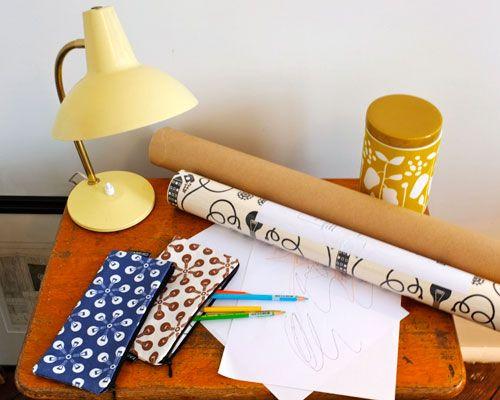 FABRiKO, pencil cases