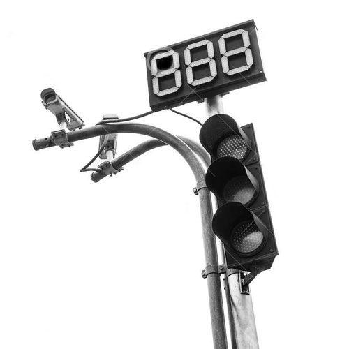 Kamera CCTV untuk Mengurangi Kemacetan Lalu Lintas