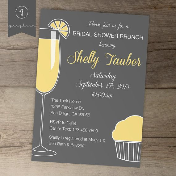 17 best images about 30th birthday invite on pinterest for Wedding brunch invitations