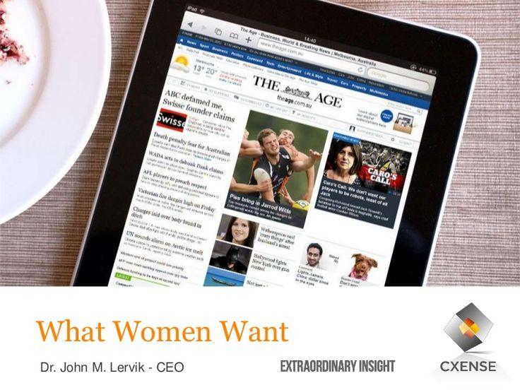 Lervik slides shared by DigitalWinners via Slideshare