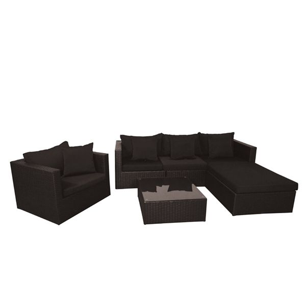 10 images about garden furnitures on pinterest deck box for Foyer exterieur costco