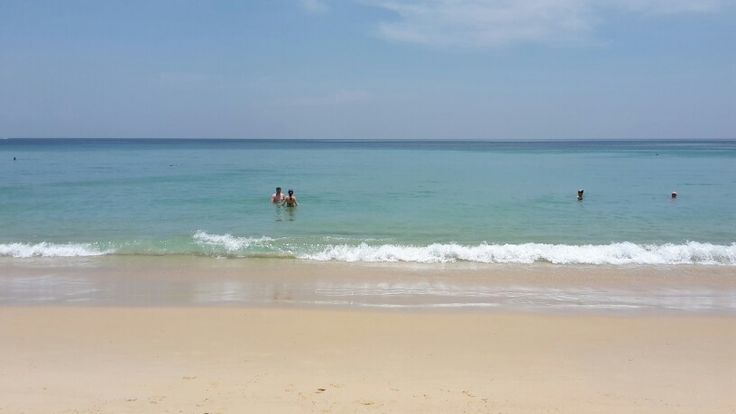 Karon Beach - beautiful & clean