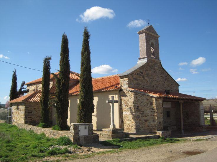 Ermita Ecce Homo, Valdeviejas, León, Camino de Santiago