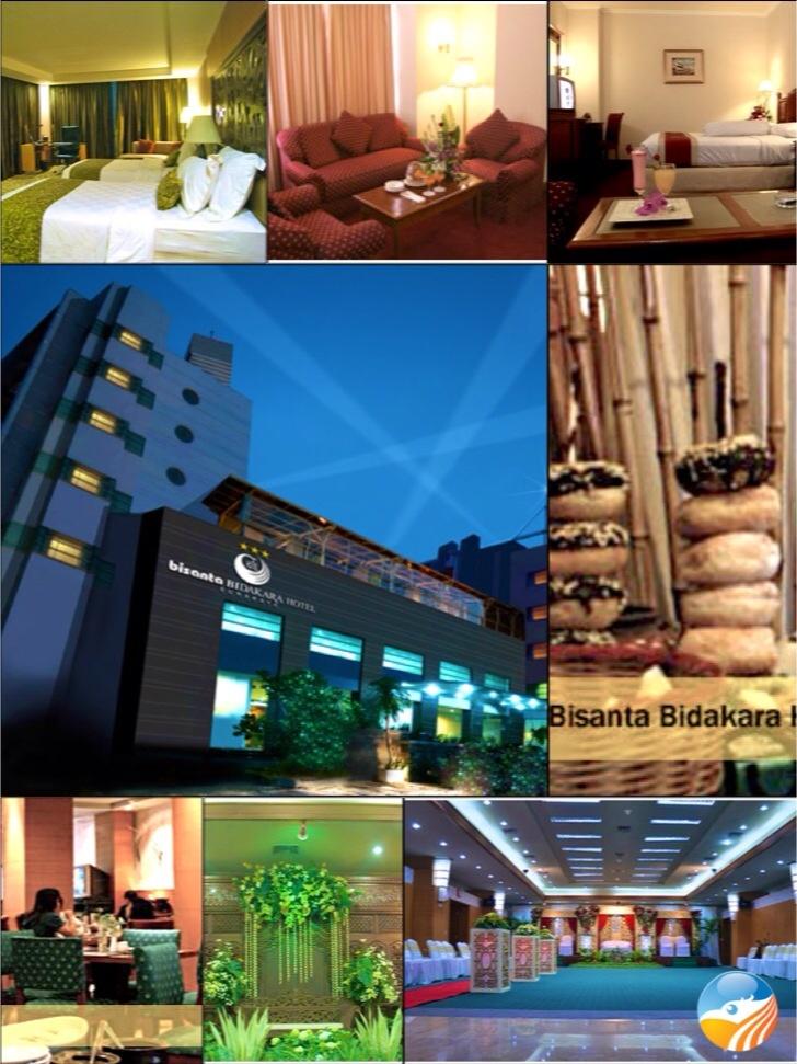 Bisanta Bidakara Hotel, Surabaya, East Java, Indonesia, ⭐⭐⭐ Hotel.