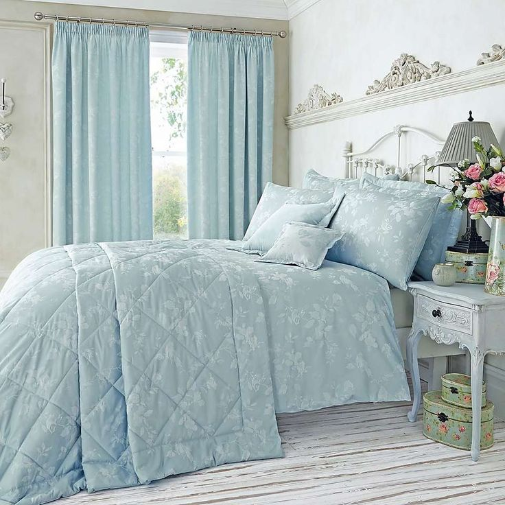 eden duck egg bed linen collection dunelm