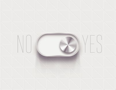 Yes/No Interfaces