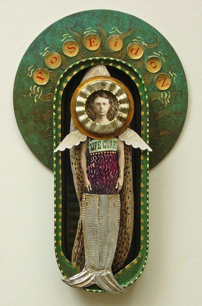 julie liger-belair, poseidon (sardine saints and dustpan gods)
