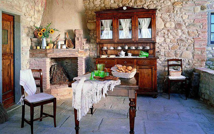 Alacena Vintage Arizona 6 puertas   Material: Madera de Nogal   Mueble realizado en .... Desde Eur:3763 /